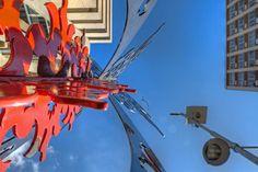 Artwork on Juta Street by Pascal Parent, via Flickr