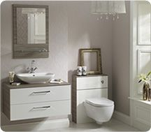 Luxury Handleless Bathroom Furniture  Puntotre Arredobagno