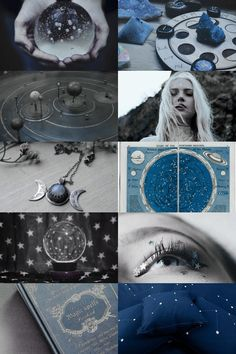 space white witch aesthetic (requested) more here // request here
