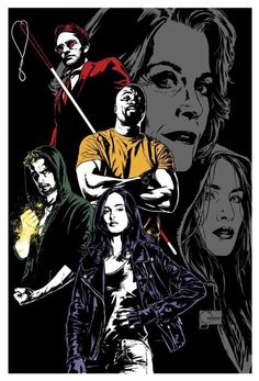 New Defenders poster.