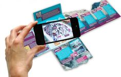 What is Augmented Reality and how can it enhance your direct mail? | News | Howard Hunt