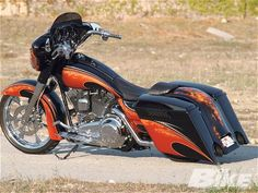 Bagger......I used to hate baggers until I started seeing custom ones like this