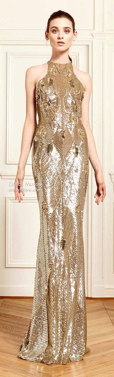 Zuhair Murad Resort Collection 2014