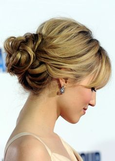 12 of the prettiest celebrity updos - Elle Canada