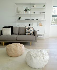 The Design Chaser - Home Build | Living Room Update - featuring LET LIV products!