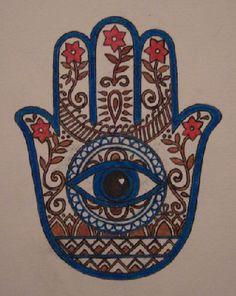 hamsa (tattoo idea)
