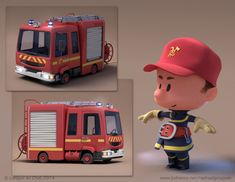 Careers & occupations (Children's board books) on Behance