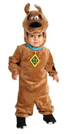 #Disfraz de Scooby doo bebe.  Scooby Doo baby #costume. http://www.leondisfraces.es/producto-601-disfraz-de-scooby-doo-bebe