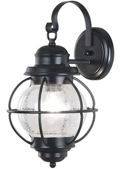 You'll love the Houston 1-Light Outdoor Wall Lantern at Joss & Main - With Great Deals on all products and Free Shipping on most stuff, even the big stuff.