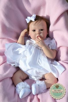 GRACIE  20 Reborn Baby Custom Made to Your by HeartstringsNursery