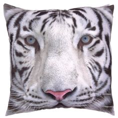 Go #cushioncrazy and #save 10% on selected cushions http://www.homecornerstore.co.uk/decorative-snow-tiger-print-cushion/  #discount  #Christmas #giftidea #onlineshop