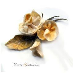 DARIA GóRKIEWICZ - Herbaciana nuta - filc
