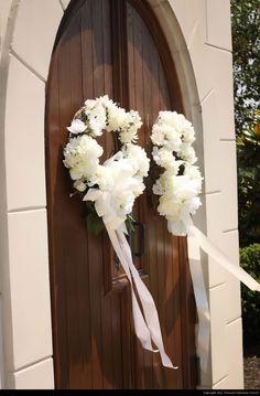 Homonnay Remnant Fellowship Wedding - Church Decorations