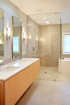 Modern Bathroom Design, Pictures, Remodel, Decor and Ideas - page 12