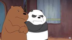 we bare bears grizzly We Bare Bears Wallpapers, Panda Wallpapers, Cute Cartoon Wallpapers, Bear Wallpaper, Cute Wallpaper Backgrounds, Disney Wallpaper, Cartoon Network, Panda Painting, 3 Bears