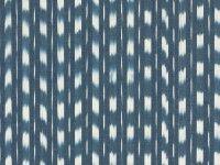 Tashkent Indigo | Eclectic | Mark Alexander | Soft Natural Fabrics, Wallcoverings