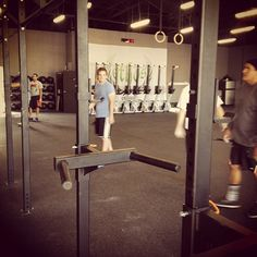 Elements class learning the basics @CrossFitEthos @paulgomez…