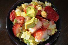 Quinoa Salad with Honey, Lime Dressing