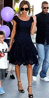 Victoria Beckham wearing Milly