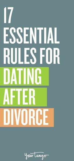 Serious relationship after divorce