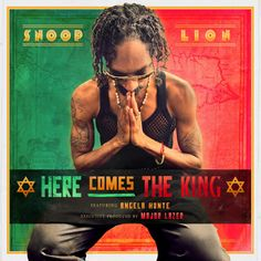 Now who says you can't do reggae during Christmas? Let Snoop Lion show you how it's done (with some help from Major Lazer). Here Comes The King is out in stores December Snoop Dogg, Alter Ego, I Love Music, New Music, Concert Signs, Major Lazer, Hip Hop Art, Rca Records, Here Comes