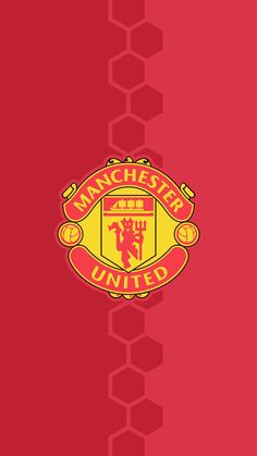 Manchester united 20172018 away black android wallpaper buy manchester unitedred logo by uniteddose as a sticker iphone caseskin or samsung galaxy caseskin voltagebd Choice Image