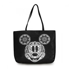 c2879083bb Loungefly Disney Mickey Mouse Face Print Faux Leather Shoulder Bag WDT0661      Continue to