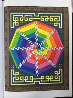 Page Mandalas Creative Haven Coloring Book
