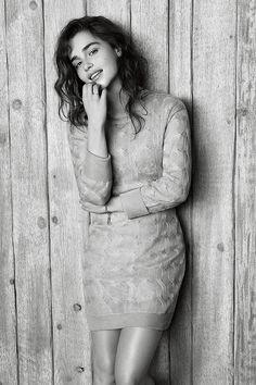 Emilia Clarke photography by Lachlan Bailey, Stying by Beth Fenton for WSJ. Magazine