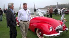 1947 Kurtis-Omohundro Comet - Pebble Beach 2012: Jay Leno's Garage (+pla...