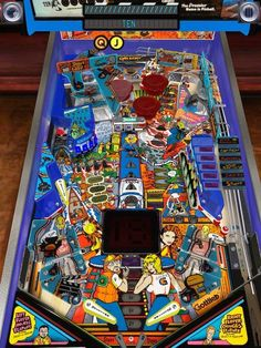 lights camera action pinball machine - Google Search