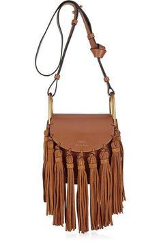 """Pin for Later: Es ist nicht zu früh, diese 17 It-Bags auf euren Wunschzettel zu schreiben Die Tasche: Chloé """"Hudson"""" Schultertasche Chloé """"Hudson"""" Mini-Schultertasche (1.550 €)"""