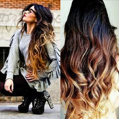 Hey, I found this really awesome Etsy listing at https://www.etsy.com/listing/203893508/wow-dip-dye-ombre-balayage-remy-human