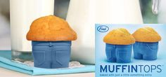 Muffin Tops Baking Cups - Take My Paycheck - Shut up and take my money! | The coolest gadgets, electronics, geeky stuff, and more!
