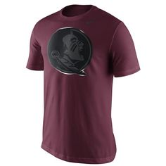 Men's Nike Florida State Seminoles Champ Drive Tee, Size: Small, Med Red
