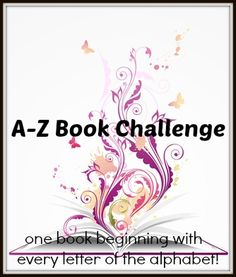 Your Healthy Year | Reading Challenge: Books from A-Z | http://www.yourhealthyyear.com