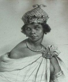 Queen Ginga (Nzinga Mbandi) was the Queen of Matamba, inland Angola, from 1587 to 1663.