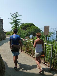 Riomaggiore, Liguria Italia (Luglio) Riomaggiore, Vera Bradley Backpack, Backpacks, Bags, Fashion, Italia, Handbags, Moda, Fashion Styles