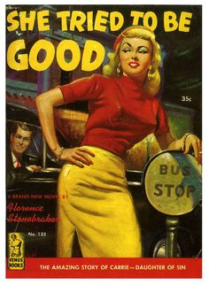 """paulmalon: """"Carrie Might Miss Her Bus! by paul.malon on Flickr. """""""