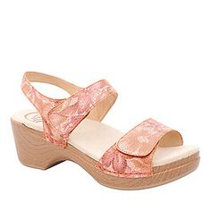 Dansko Sonnet Sandals (FootSmart.com)