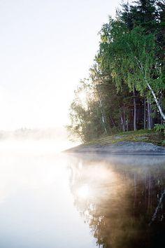 """Marsjön, Ingå, from the book """"Kräftskivan –En finlandssvensk karneval"""", ProArtibus 2014, photo: Karin Lindroos"""