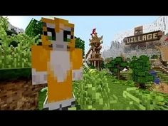 Minecraft Xbox - The Lost Sword - The Village {2} stampylonghead stampylongnose