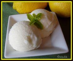 Helado de limón Lidl, Frozen, Eggs, Cheese, Cooking, Breakfast, Ethnic Recipes, Food, Digital Camera