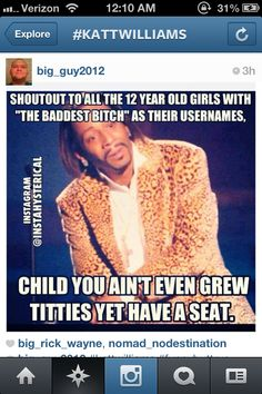 Katt Williams!