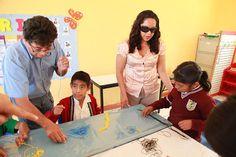 Contextos Regionales: Favorece Gobierno educación inclusiva ·Se d...