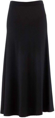 Černá skládaná sukně ZOOT 3c1dc4340f