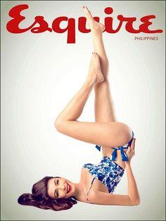 Portada de la revista Esquire Filipinas de Mayo de 2012