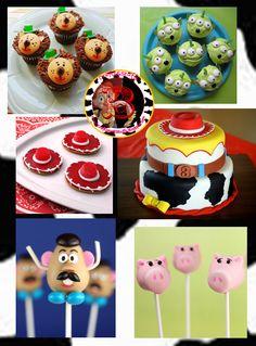 Beck's Crafts: ideas para fiesta de toy story