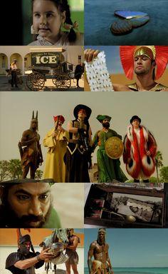 The Fall. 2006. Directed by Tarsem Singh. With Catinca Untaru, Justine Waddell, Lee Pace, Kim Uylenbroek.