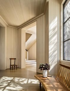 A master of his genre, Scott Mitchell is celebrated for his warm approach to connecting the built and natural environment. Sought after for their minimalist, material-driven aesthetic, Mitchell's houses are studies in space, materiality, and light. Emphasizing an elegant spatial order, his projects respond to the natural appeal of their locations, be they bucolic retreats on Long Island or resplendent beach houses overlooking the Pacific Ocean.Through previously unpublished photographs, an… Contemporary Architecture, Interior Architecture, Contemporary Houses, Australian Architecture, Design Studio, House Design, Scott Mitchell, Paradise Cove, Instagram